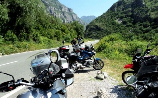 Balcani - passaggio a Sud-Est: Giugno 2011