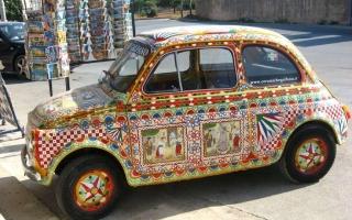 Sicilia: Luglio 2010