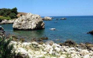 Sicilia, Nicola e Chiara: Luglio 2010