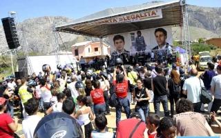 Sicilia: Tour della Legalità 2009