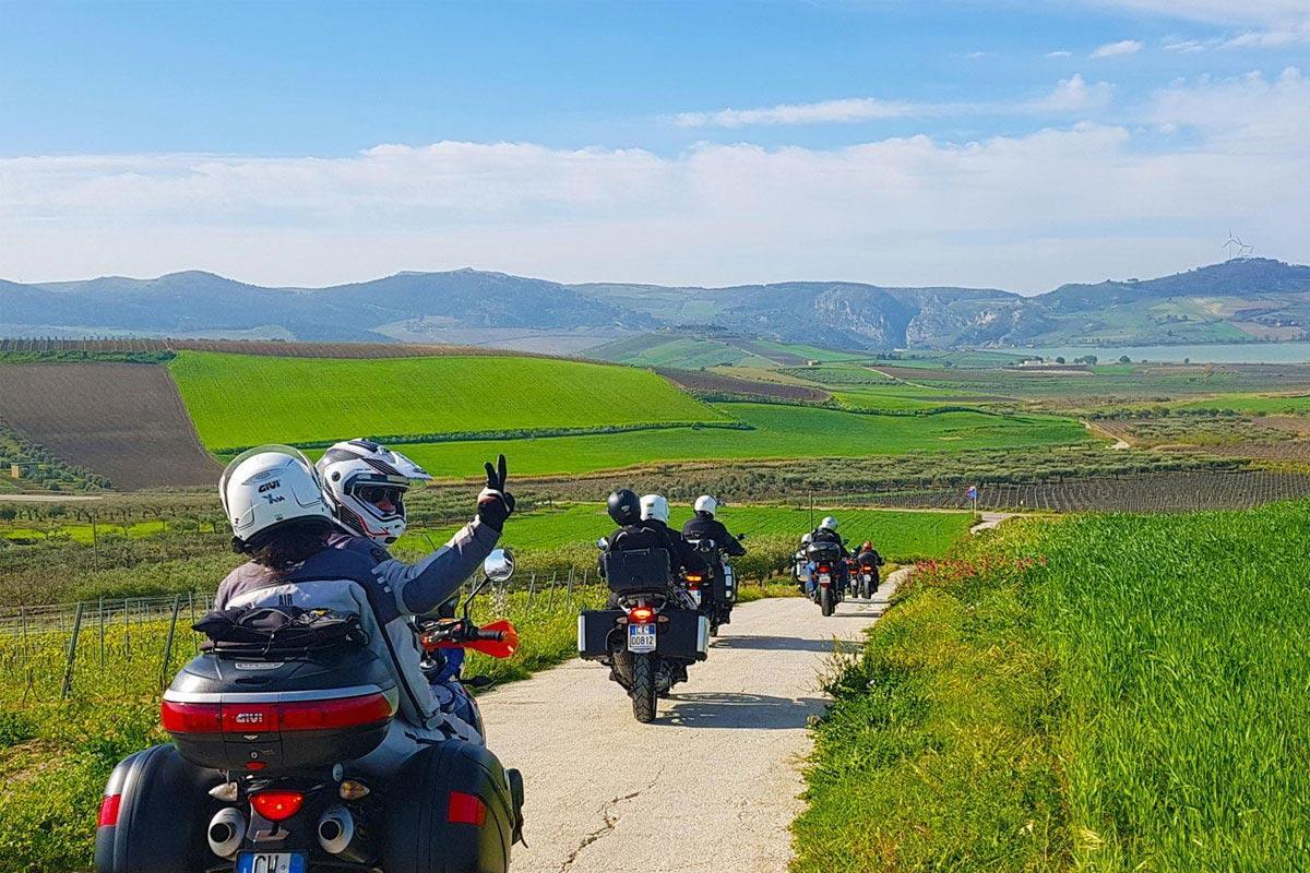 Sicilia Viaggi In Moto