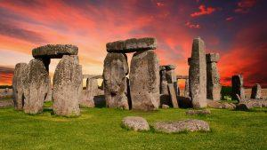 Made in England – Stonehenge form