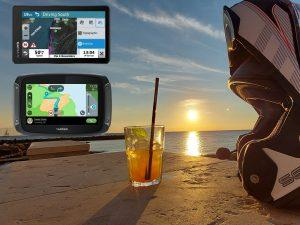 Navigatori GPS per moto