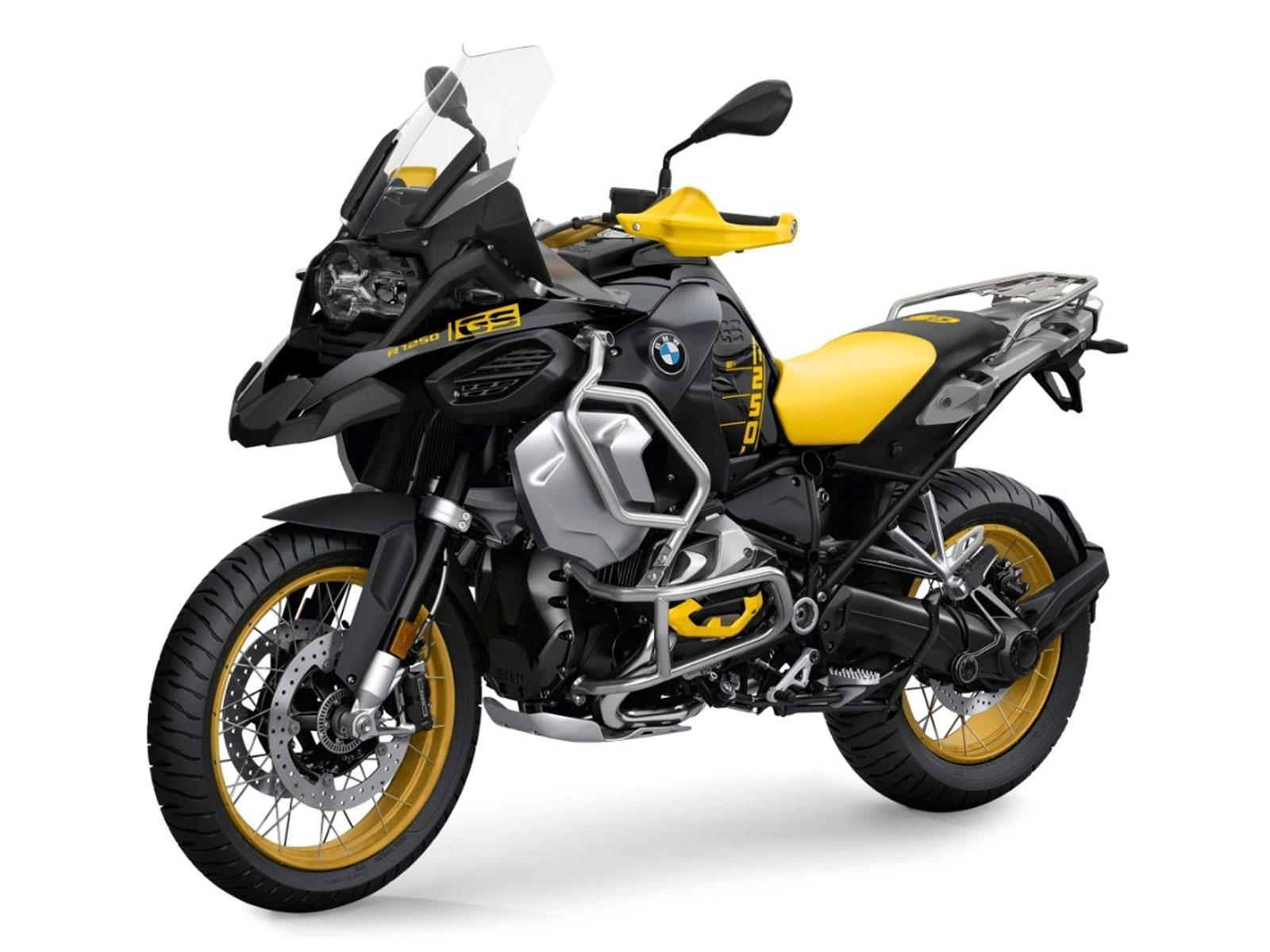 Se un modello di moto continua, dopo 40 anni, ad avere successo ci sarà un motivo?