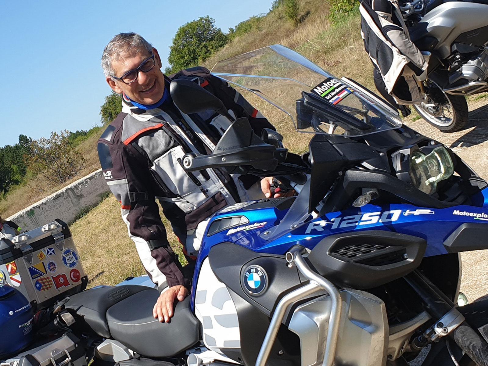 Viaggiando in moto tutto è possibile…
